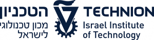 The logo of the Technion (English and Hebrew)